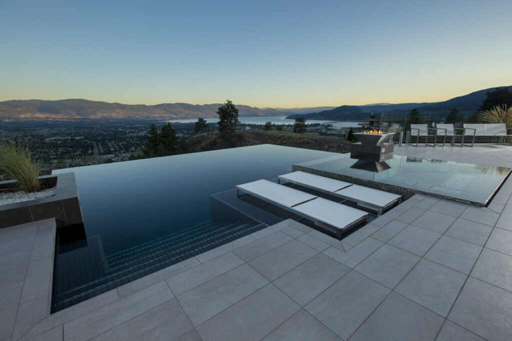 Concrete swimming pool kelowna BC