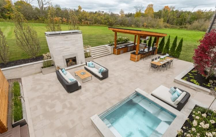 Pure Stainless swimming pool in kelowna bc