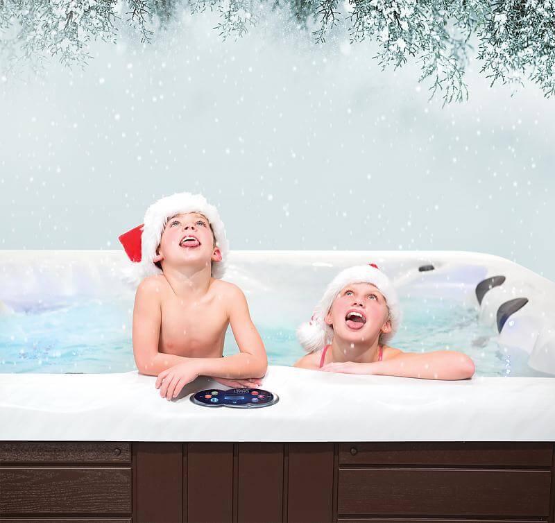 hot tub christmas gifts