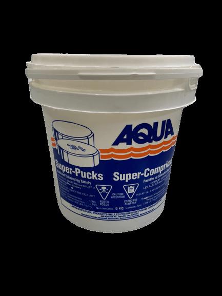 AQUA Super Pucks 6kg