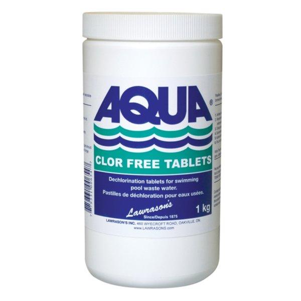 AQUA Clor Free Tablets